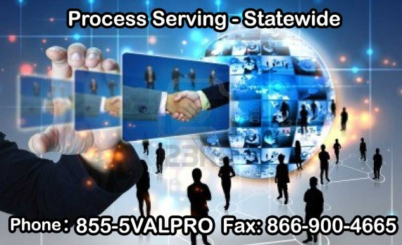 Process Serving – Statewide