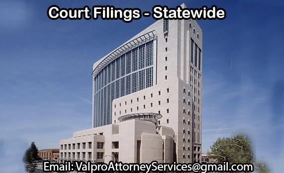 Court Filings – Statewide