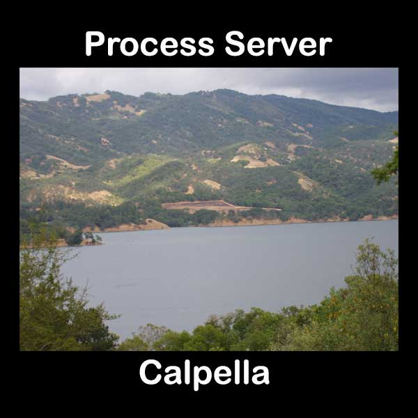 Process Server Calpella