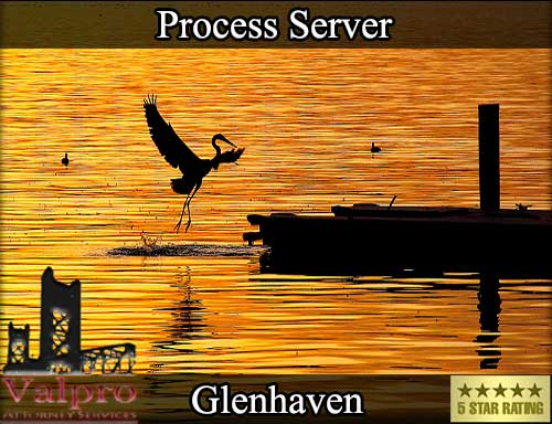 Process Server Glenhaven