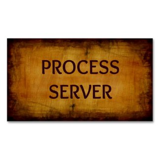 Process Server Tulelake