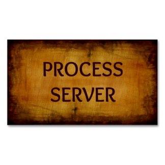 Process Server Ripon