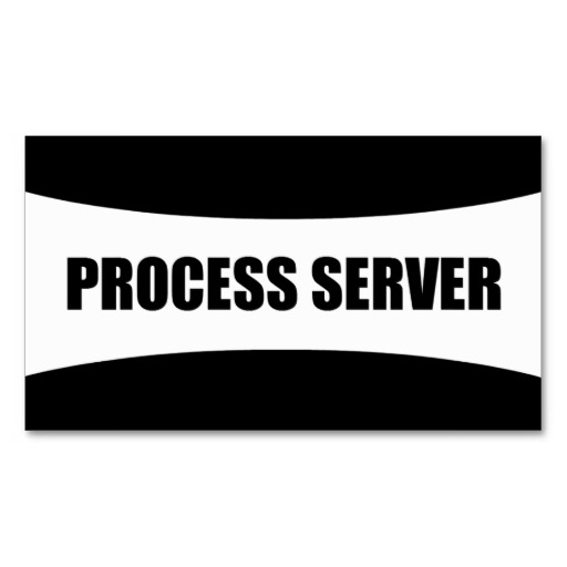 Process Server Woodside