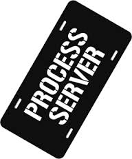 Process Server Shasta Lake