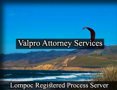 Lompoc Registered Process Server