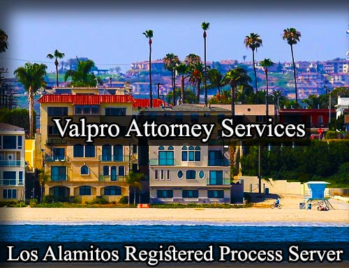 Los Alamitos California Registered Process Server