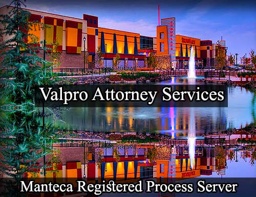 Manteca Registered Process Server