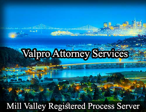 Mill Valley Registered Process Server