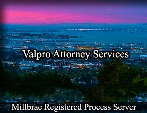 Millbrae Registered Process Server