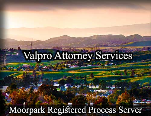 Moorpark Registered Process Server
