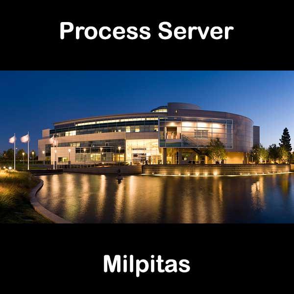 Process Server Milpitas