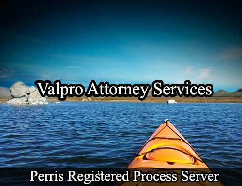 Perris California Registered Process Server