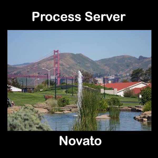 Process Server Novato