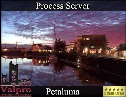 Process Server Petaluma