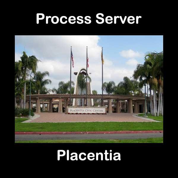 Process Server Placentia