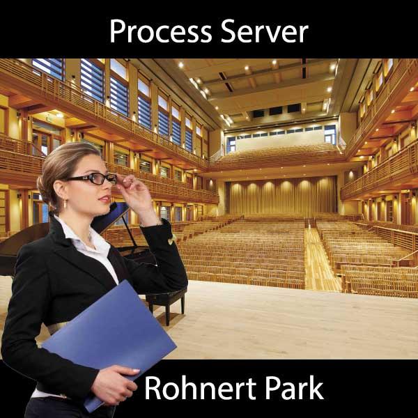 Process Server Rohnert Park