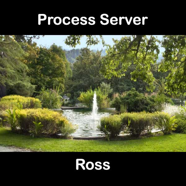 Process Server Ross