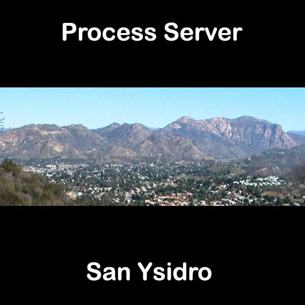 Process Server Santee