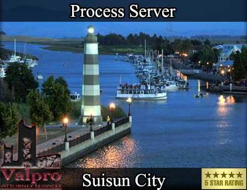 Process Server Suisun City