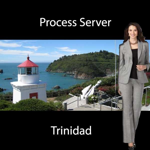 Process Server Trinidad