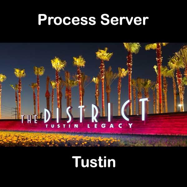 Process Server Tustin