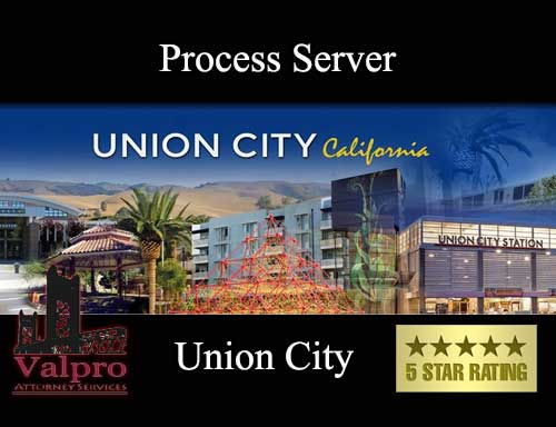 Process Server Union City