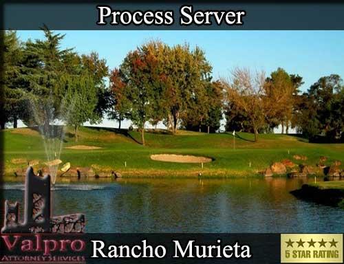 Process Server Rancho Murieta