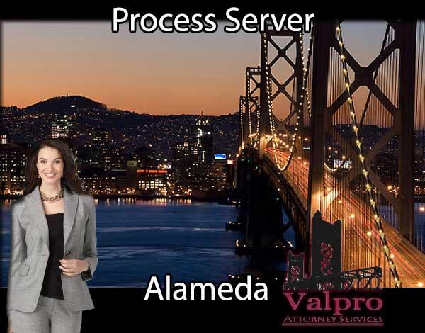 Process Servers Alameda