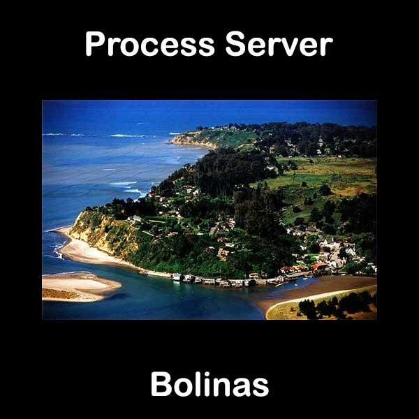 Process Server Bolinas