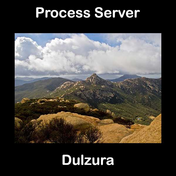 Process Server Dulzura