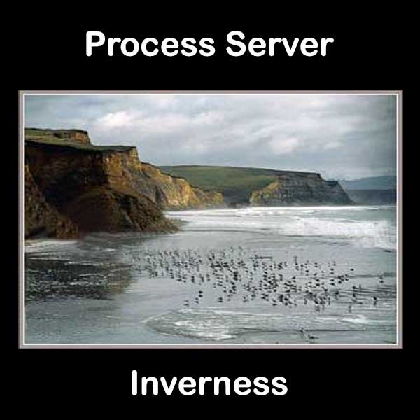 Process Server Inverness
