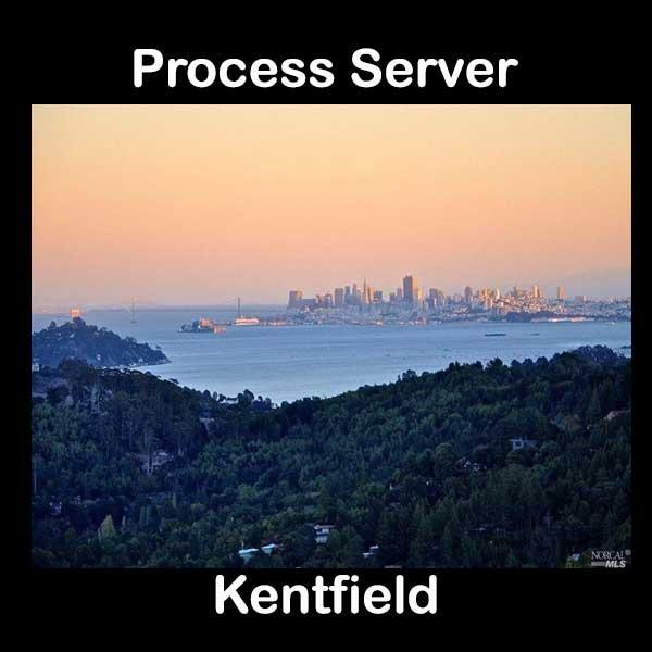 Process Server Kentfield
