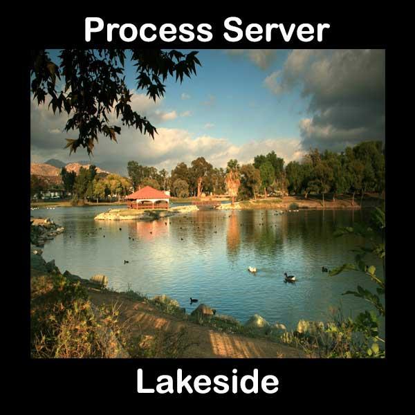 Process Server Lakeside