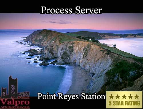 Process Server Point Reyes Station