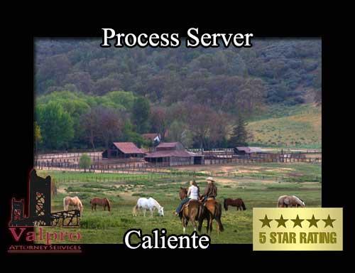 Process Server Caliente