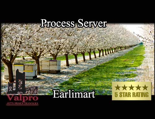 Process Server Earlimart