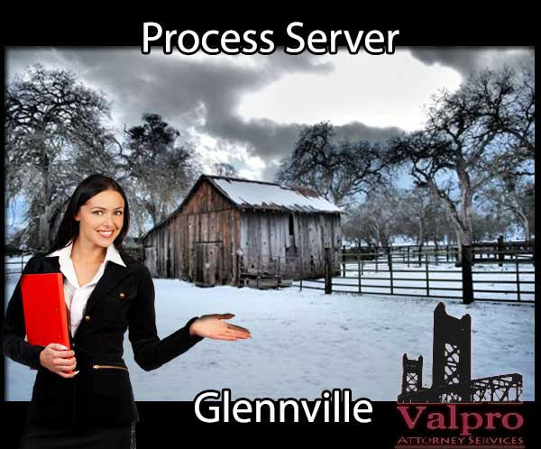 Process Server Glennville