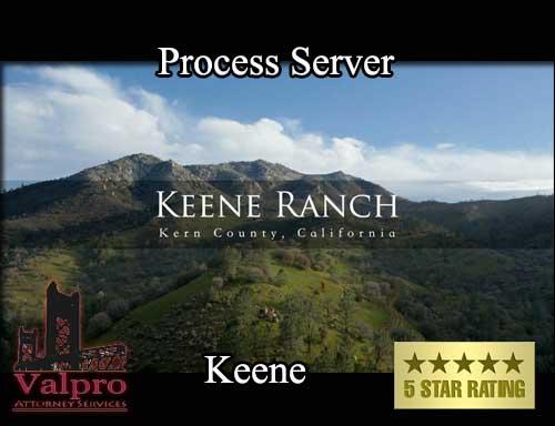 Process Server Keene