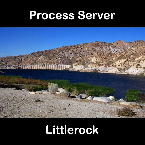 Process Server Littlerock
