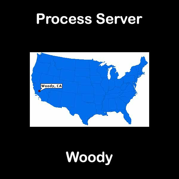 Process Server Woody