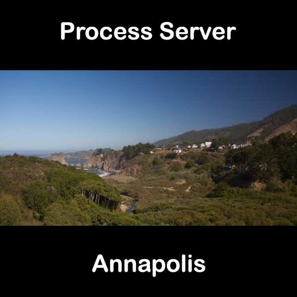 Process Server Annapolis