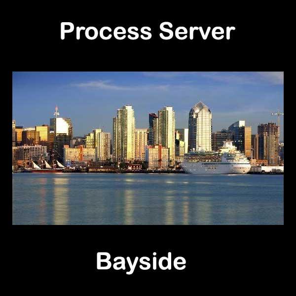 Process Server Bayside