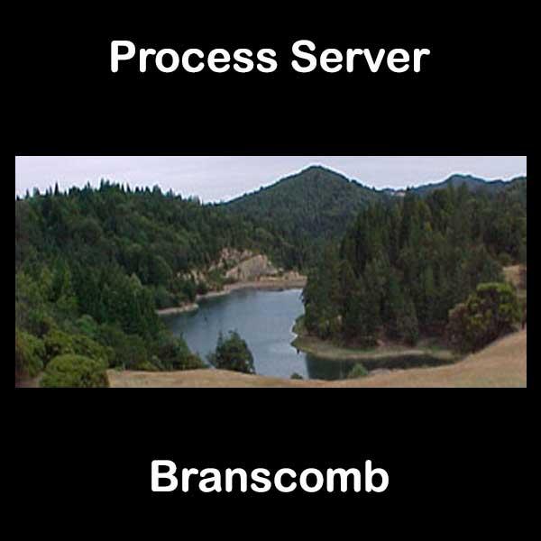 Process Server Branscomb