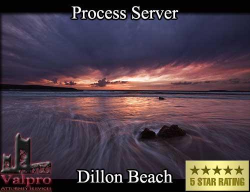 Process Server Dillon Beach