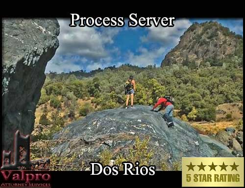 Process Server Dos Rios