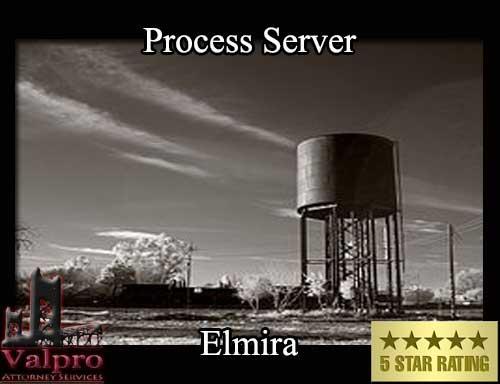 Process Server Elmira