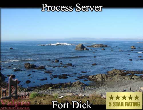 Process Server Fort Dick