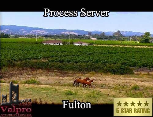 Process Server Fulton