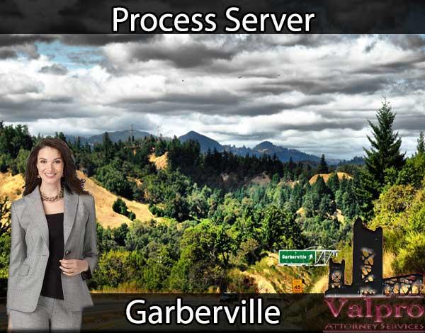 Process Server Garberville