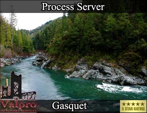Process Server Gasquet